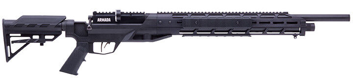 Benjamin BTAP25 Armada Pre-Charged Powered Multishot Bolt Action Airsoft Rifle