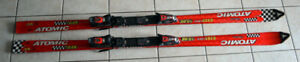 Downhill Alpine Skis ATOMIC Beta Race 10.26 - 188 cm, used