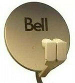 BELL HD SATELLITE DISH 2 SW21 SWITCH FOR 2 RECEIVERS,