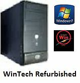 Refurbished Dual Core WinTech Computer Kirribilli North Sydney Area Preview