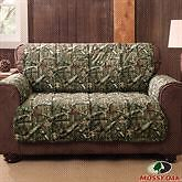 Mossy oak infinity couch protector  $75