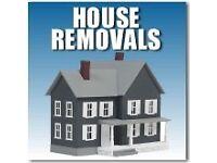 Man & Van removals delivery storage,free,scrap,