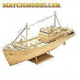 Model Trawler