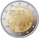 2 Euro Sondermünze Belgien