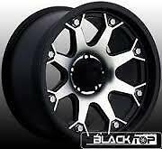 NEW 18X10 ULTRA WHEELS 6X5.5 BOLT PATTERN (6X139.7mm)