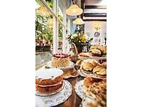 Anne of Cleves Tearoom, Totnes are Hiring!!!