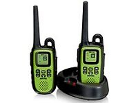 Walkie Talkies Pair NEW BOXED