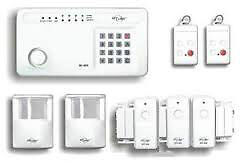 SKLYINK MOEDL SC-181  WIRELESS SECURITY SYSTEM