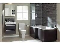bathroom fitter/ plumber
