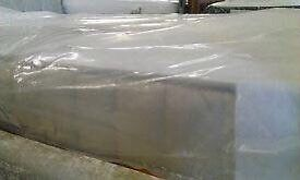 Double Myers 1000 Pocket Sprung Mattress As New Wrapped