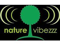 Nature Vibezzz Community Project Manager