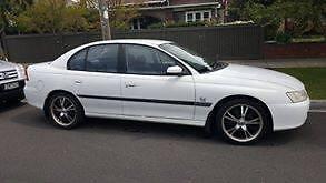 2002 Holden Commodore VY Acclaim - Sedan Ormond Glen Eira Area Preview