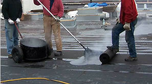 Established tar-and-gravel Flat Roofing crew needed! London Ontario image 9