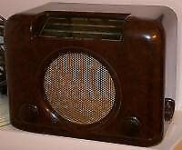 Original Retro Bush DAC 90A Radio