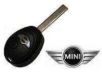 2000-2007 MINI COOPER GENUINE KEY PROGRAMMING SAME DAY COOPER S COOPER D 1.6 BMW
