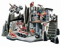 Playmobil secret agent set