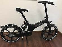 2018 Go Cycle G3 folding Ebike was purchased in January for £4500 they're still £3500 to date
