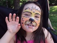 Face Painters Available... Family Entertainment