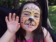 Face Painters Available... Family Entertainment Peterborough Peterborough Area image 1