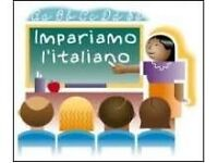 Italian tuitions 18£ per hour