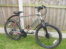 Gents and Ladies Mountail Bikes for Sale.