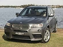 2009 BMW X3 Diesel Turbo MSport Package Raymond Terrace Port Stephens Area Preview