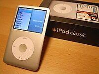 Apple iPod classic 6th Generation - 80 GB - Silver