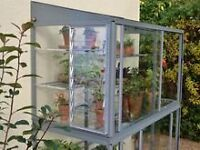 FOR SALE 5' Glass Growhouse