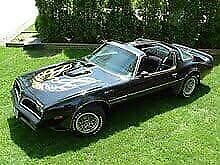Wanted Trans Am t-too roof