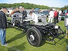 Rolls Royce or Bentley chassis wanted