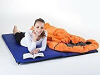 Skandika Self-Inflating Outdoor Camping Double Mattress Matt Air Bed Airbed
