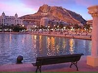 HOLIDAY TICKETS TO ALICANTE