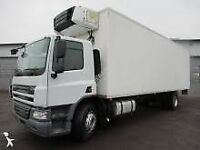 Refrigerated Truck Wanted