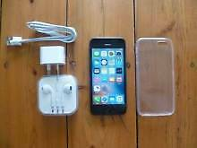 iPHONE 5 64GB BLACK Unlocked,ALL ACCESSORIES GOOD CONDITION Mortdale Hurstville Area Preview