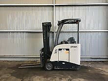 Crown RC5500 RC Series Reach Forklift Mulgrave Monash Area Preview