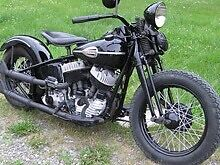 Looking for a Harley Flathead