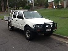 LOOKING FOR 4x4 TURBO DIESEL UTE Telarah Maitland Area Preview