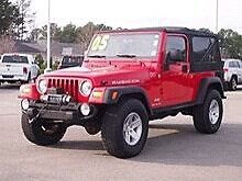 LOOKING FOR JEEP TJ, YJ, WRANGLER