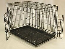 DOG CRATE NON RUST HIGH QUALITY Seaford Frankston Area Preview