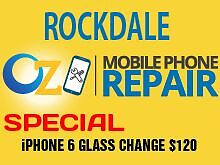 iPhone/all mobile phone screen replacement, advanced electronics Sydney Region Preview