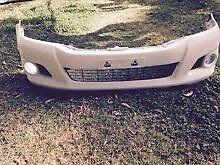 *****2015 Hilux Front Bumper White Traralgon Latrobe Valley Preview