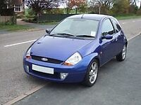 Ford ka sports bumpers