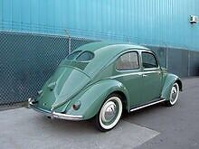Looking for a VW Beetle