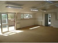 Light industrial unit workshop storage to let