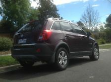 2011 Holden Captiva Wagon **12 MONTH WARRANTY**
