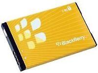 Two Blackberry Batteries