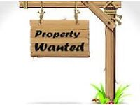 2 double bedroom house wanted