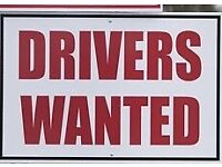 Experience Chinese Takeaway driver wanted