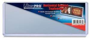 Ultra Pro Horizontal Trading Cards Booklet Toploader Kitchener / Waterloo Kitchener Area image 1