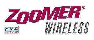 Zoomer Wireless - $25 credit for you - referral code